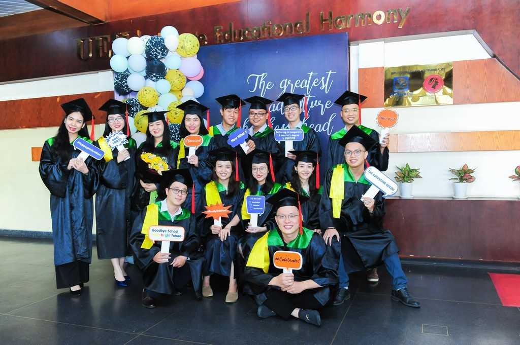 Graduation Ceremony of Vietnam-The Netherlands Programme, Class of 2019